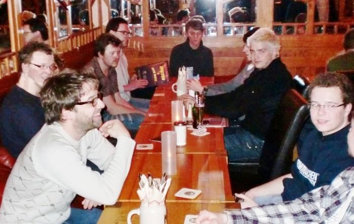 Aachener Studenten in Braunschweig