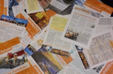 Mitarbeiterzeitungen