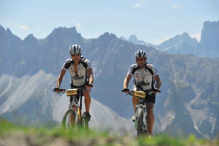 Auf dem Gipfel: Thomas Ferdinand und Thomas Graf