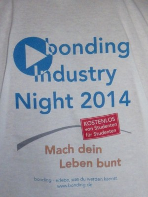bonding Industry Night 2014