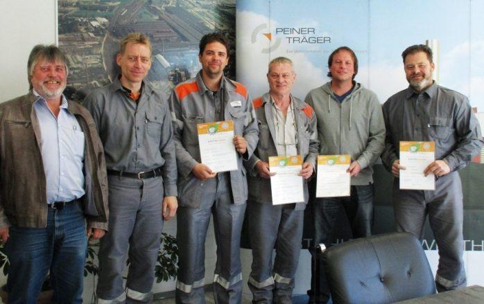 WerteSchoepfer-Team PTG
