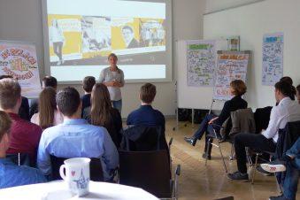 Workshop im STEP.ING SZ Programm