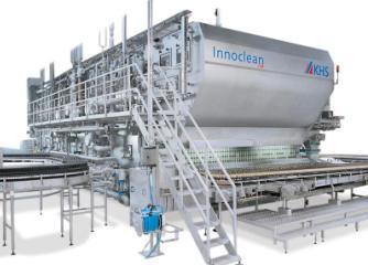Flaschenreinigungsmaschine Vorschau