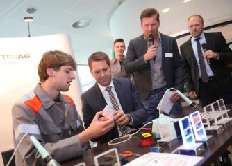 IdeenExpo 2017 - Exponate Pressekonferenz