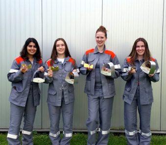 Vogelhaus NDS-Technikum 2017-18