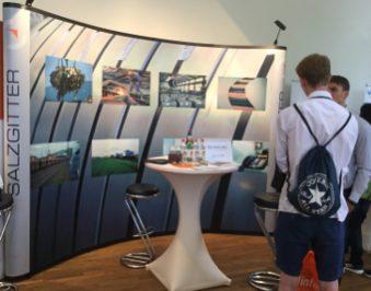 Firmenkontaktmesse an der TU Clausthal