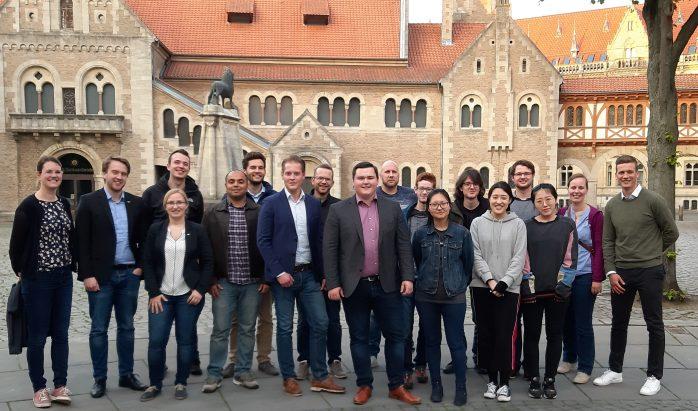 Aachener Studenten 2019 Mai