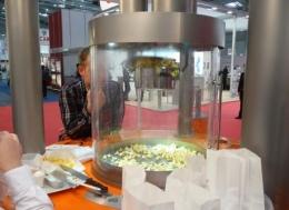 Popcornproduktion