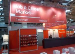 Banner des Job & Career Market