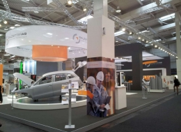 Hannover Messe 2013 Hauptstand