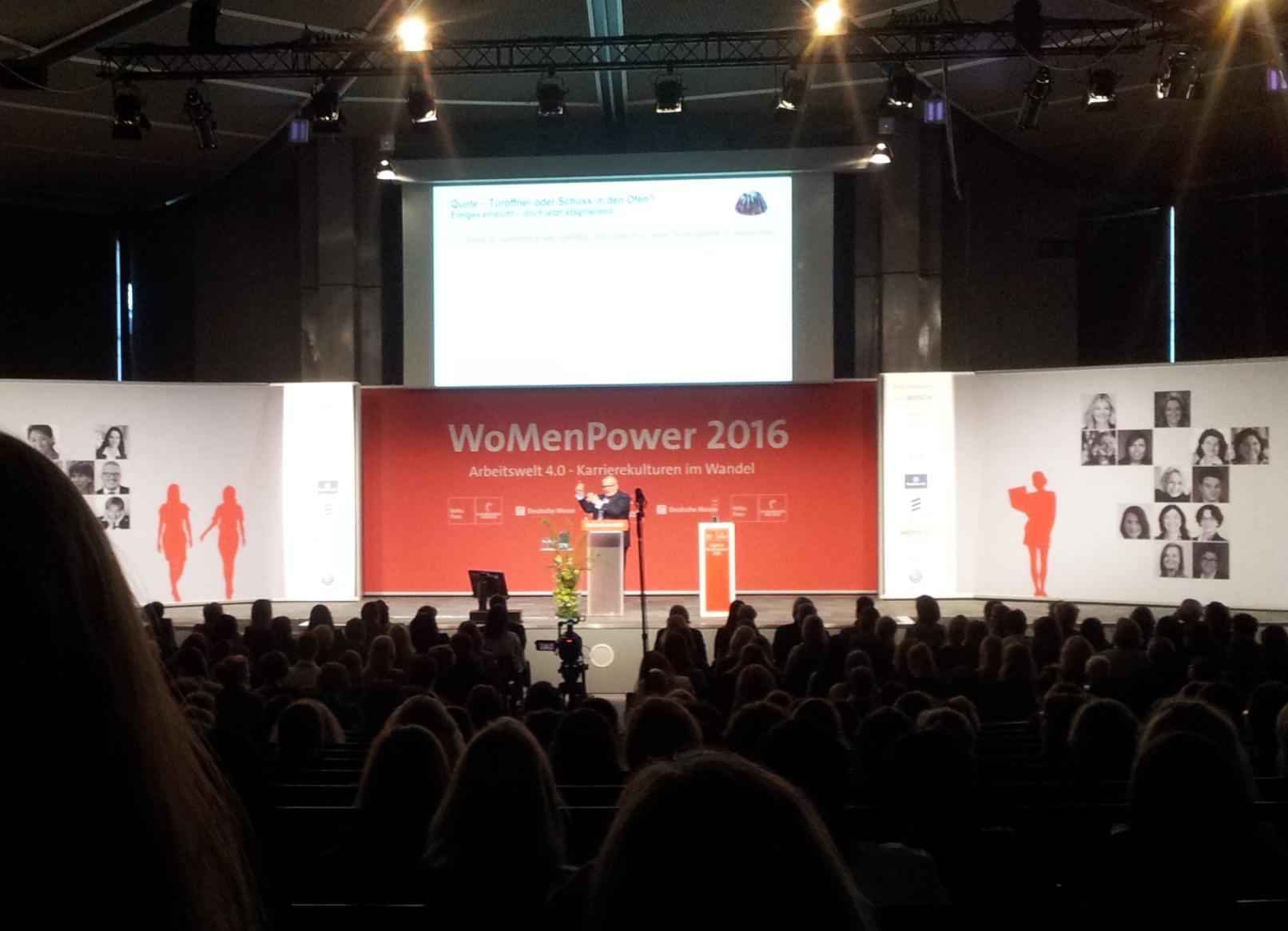 WoMenPower 2016