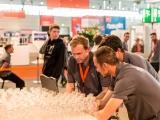 Teamwork auf der IdeenExpo