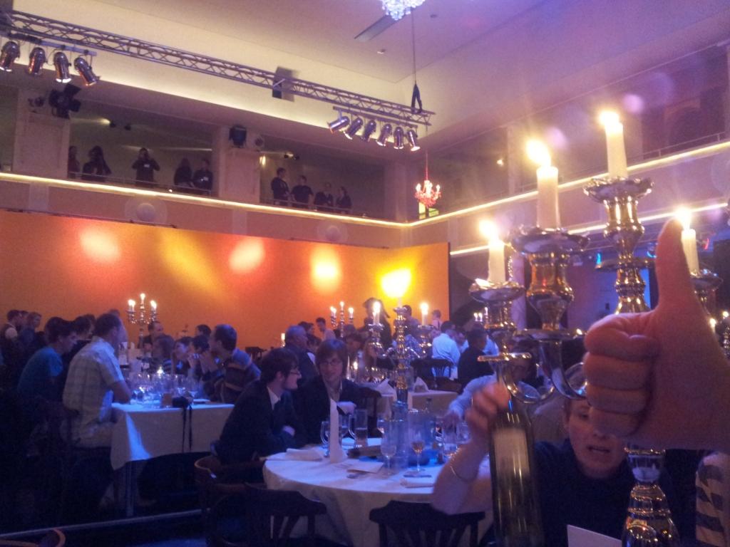 2012/03/15 - Eröffnungsabend des ISDM 2012