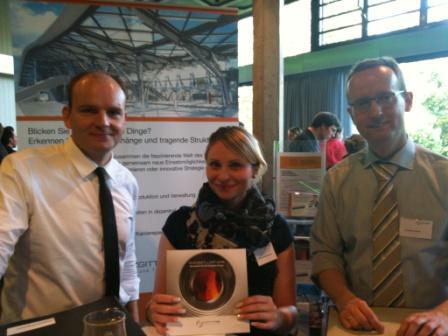 2012/06/02 - bonding Industry Night in Braunschweig