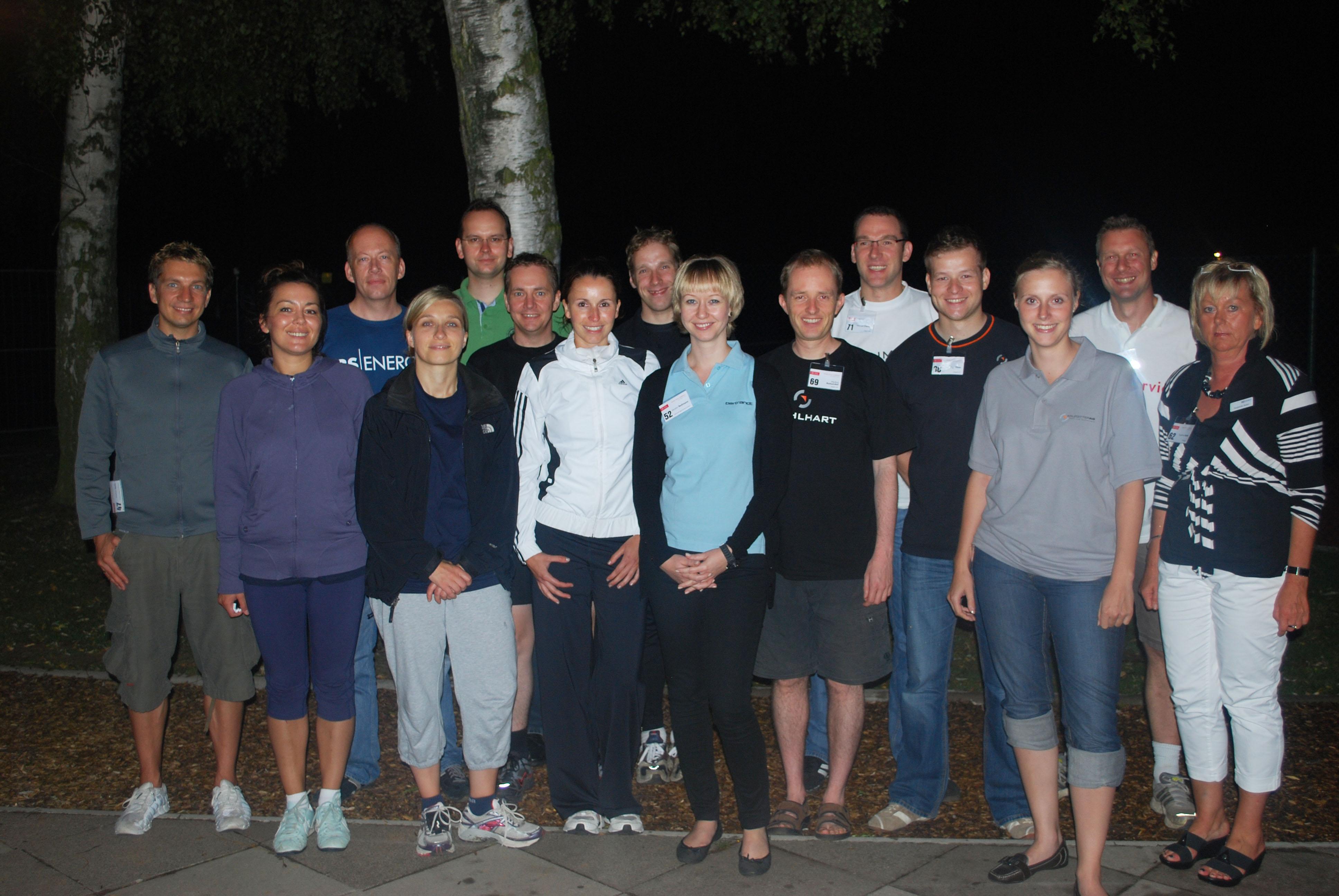2011/08/26 - Organisatoren und Arbeitgebervertreter