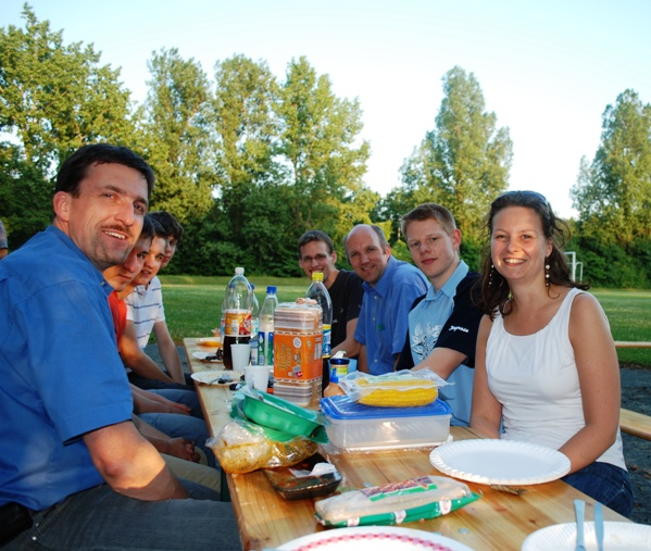2009/06/29 - beim Picknick