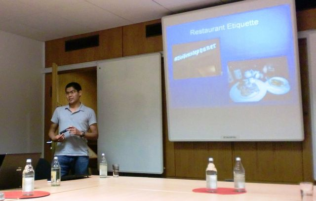 2010/08/11 - Interkulturelles Training