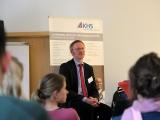 2010/03/11 - Vorstand Prof. Dr.-Ing. Niemeyer beim PrakTisch Event